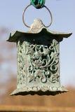 Het klokkengelui van de wind royalty-vrije stock foto's