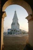 In het klooster Royalty-vrije Stock Foto's