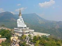 Het klooster en de tempel van Boedha Royalty-vrije Stock Foto