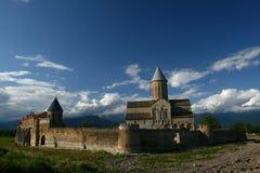 Het Klooster van Alaverdi stock afbeeldingen