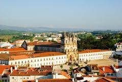 Het klooster van Alcobaca, Portugal Royalty-vrije Stock Foto's