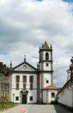 Het klooster van Alpendurada van de Benedictine stock afbeelding