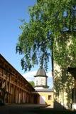 Het klooster van Androniks. Stock Fotografie