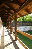 Het klooster van Androniks. Royalty-vrije Stock Afbeeldingen