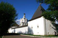 Het klooster van Androniks. Stock Foto's