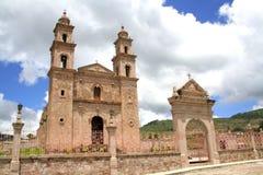 Het klooster van Atipa van Tetla Royalty-vrije Stock Afbeeldingen