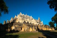 Het Klooster van Aungmye Bontha Royalty-vrije Stock Afbeeldingen