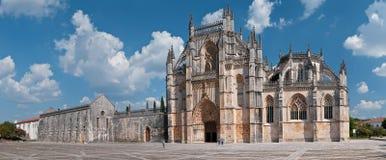 Het Klooster van Batalha Royalty-vrije Stock Afbeelding