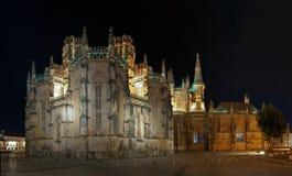 Het Klooster van Batalha Royalty-vrije Stock Foto