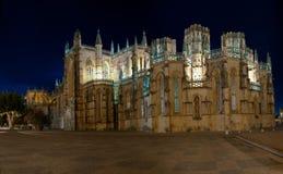 Het Klooster van Batalha Stock Foto's