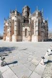 Het Klooster van Batalha Royalty-vrije Stock Afbeeldingen