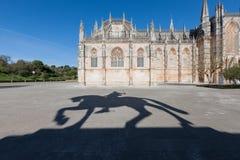 Het Klooster van Batalha Stock Foto