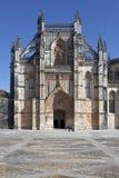 Het Klooster van Batalha Dominicaanse Godsdienstige Orde Stock Fotografie