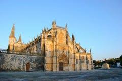 Het klooster van Batalha, Portugal Royalty-vrije Stock Foto