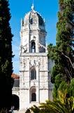 Het klooster van Belem, Portugal Stock Afbeelding