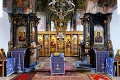 Het Klooster van Bezdin Royalty-vrije Stock Afbeeldingen