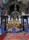 Het Klooster van Bezdin royalty-vrije stock foto