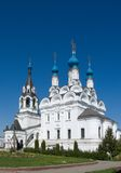 Het klooster van Blagoveschenskiy Royalty-vrije Stock Afbeeldingen