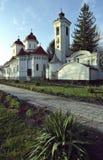 Het Klooster van Bodrog Royalty-vrije Stock Afbeelding