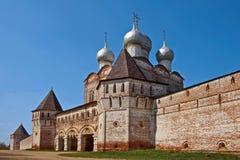 Het klooster van Borisoglebskiy. Rusland. Royalty-vrije Stock Foto