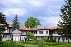 Het klooster van Bulgarije Sokolski Royalty-vrije Stock Foto