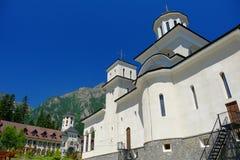 Het klooster van Caraiman Royalty-vrije Stock Afbeelding