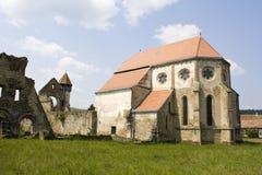 Het klooster van Carta Stock Foto's