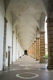 Het klooster van chartreuse Stock Afbeelding