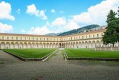 Het klooster van chartreuse Royalty-vrije Stock Afbeelding