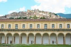Het klooster van chartreuse Stock Foto