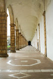 Het klooster van chartreuse stock fotografie