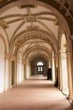 Het Klooster van Christus is een vroeger Rooms-katholiek klooster binnen aan royalty-vrije stock afbeeldingen