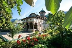 Het klooster van Cozia royalty-vrije stock afbeeldingen