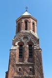 Het klooster van DE arges van Curtea Stock Foto