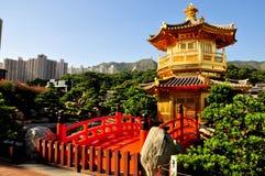 Het klooster van de chi lin Royalty-vrije Stock Foto's