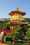 Het klooster van de chi lin Stock Afbeelding