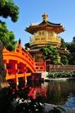 Het klooster van de chi lin---brug Royalty-vrije Stock Afbeelding