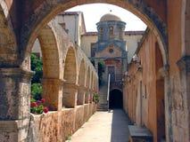 Het Klooster van de Drievuldigheid van heilige royalty-vrije stock fotografie