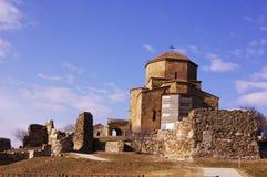 Het klooster van Djvari Stock Afbeelding