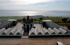 Het Klooster van Domusgalilaeae Royalty-vrije Stock Fotografie