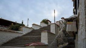 Het Klooster van Drepung stock foto