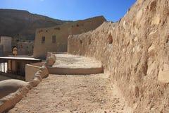 Het Klooster van Egypte, St. Antony (IV eeuw). royalty-vrije stock fotografie