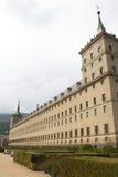 Het klooster van Escorial Stock Afbeelding