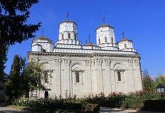 Het Klooster van Golia. royalty-vrije stock afbeelding