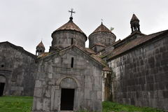 Het klooster van Haghpat, Armenië Royalty-vrije Stock Foto