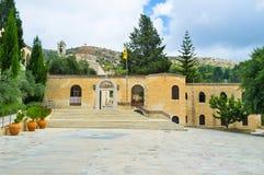 Het Klooster van heilige Neophytos Royalty-vrije Stock Foto's