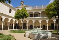 Het klooster van het klooster royalty-vrije stock foto's