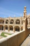 Het Klooster van Jeronimos Royalty-vrije Stock Foto