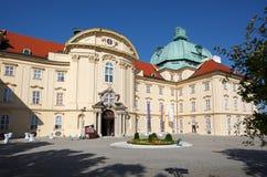 Het Klooster van Klosterneuburg Lager Oostenrijk, Europa Stock Foto's