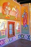 Het Klooster van Kykkos royalty-vrije stock fotografie